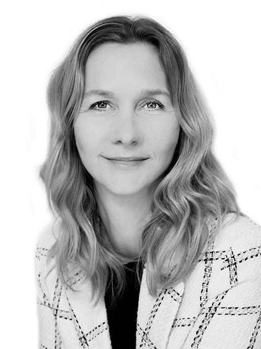 Lisbeth Dam Petersen, direktør hos Schmidt Dentalkeramik