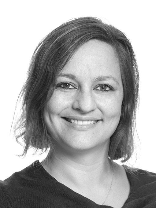 Sara Dsaugaard Adm. hos Schmidt Dentalkeramik